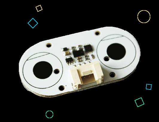 GiggleBot Distance Sensor
