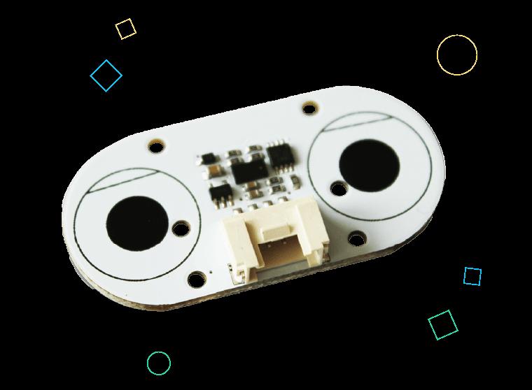 Distance Sensor for GiggleBot