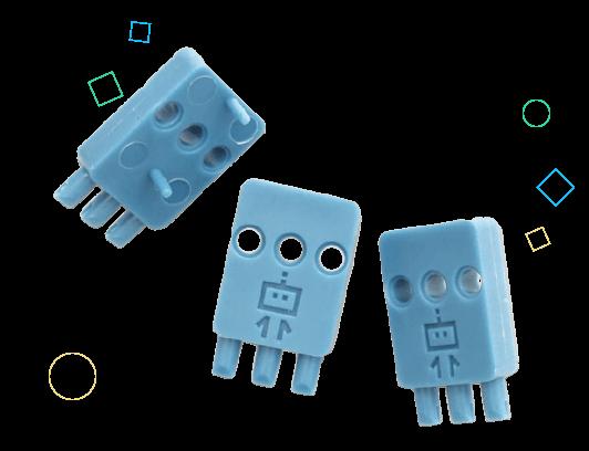 Sensor Mounts Set of 3