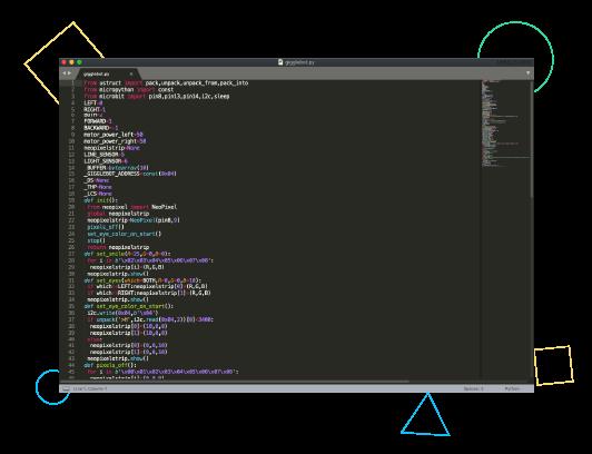 GiggleBot Python Driver File Python Code